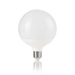 Confezione da 10 Lampadine Led Ideal Lux POWER E27 15W GLOBO BIG 4000K 152004