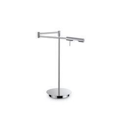 Lampada da tavolo Ideal Lux Drill TL1 CROMO 153636