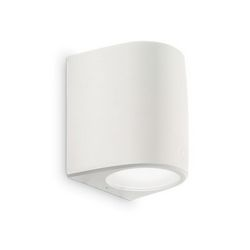 Lampada da parete Applique Ideal Lux Keope AP1 BIG BIANCO 154800