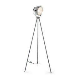 Lampada da terra Ideal Lux Reflector PT1 155623