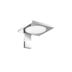 Lampada da parete Applique Ideal Lux Toy AP1 SQUARE 156507