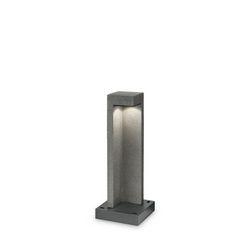 Lampada da terra Ideal Lux Titano PT1 SMALL GRANITO 157856