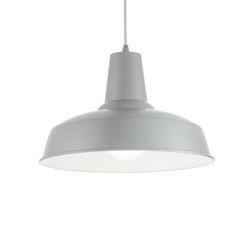 Lampadario sospensione Ideal Lux Moby SP1 GRIGIO 160832