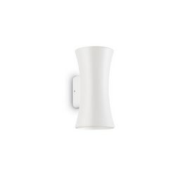 Lampada da parete Applique Ideal Lux Lab AP2 BIANCO 161594