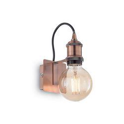 Lampada da parete Applique Ideal Lux Frida AP1 RAME ANTICO 163338