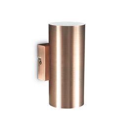 Lampada da parete Applique Ideal Lux Hot AP2 RAME 164847