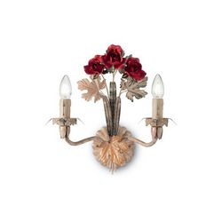Lampada da parete Applique Ideal Lux Camilla AP2 166902