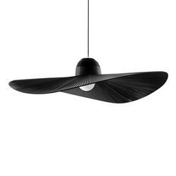 Lampadario sospensione Ideal Lux Madame SP1 NERO 174402