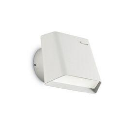 Lampada da parete Applique Ideal Lux Hellen AP1 BIANCO 176628
