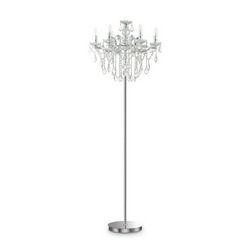 Lampada da terra Ideal Lux Florian PT6 CROMO 179902