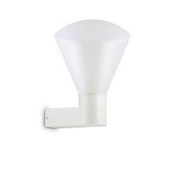 Lampada da parete Applique Ideal Lux Ouverture AP1 BIANCO 187082