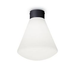 Plafoniera Ideal Lux Ouverture PL1 NERO 187129
