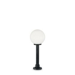 Lampada da terra Ideal Lux Classic GLOBE PT1 SMALL OPALE 187549