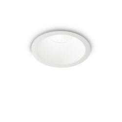 Faretto da incasso Led Game round white white Ideal Lux 192291