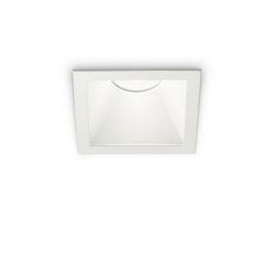 Faretto da incasso Led Game square white white Ideal Lux 192376