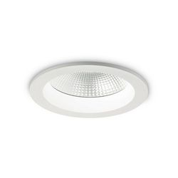 Faretto da incasso led Basic accent 40w 3000k Ideal Lux 193502