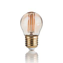 Confezione da 10 Lampadine Led Ideal Lux VINTAGE E27 6W LINEAR 2200K 201252
