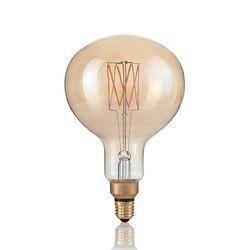 Lampadina Led Ideal Lux VINTAGE XL E27 4W GLOBO SMALL FUM 204505