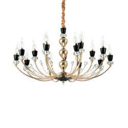 Lampadario sospensione Ideal Lux Vanity Sp15 206639
