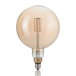 Lampadina Led Ideal Lux VINTAGE XL E27 4W GLOBO BIG 2200K DIMMER 223834