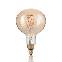 Lampadina Led Ideal Lux VINTAGE XL E27 4W GLOBO SMALL 2200K DIMMER 223940