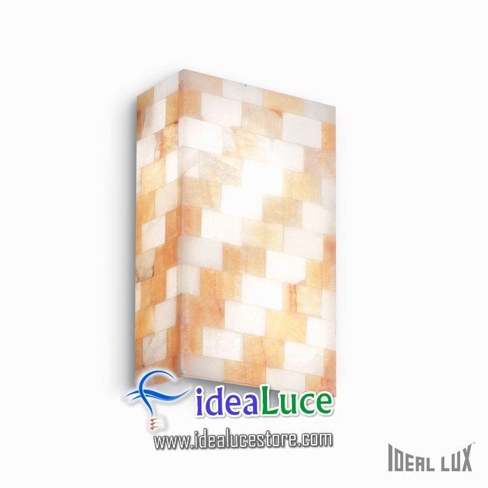 Lampada da parete Applique Ideal Lux Scacchi AP2 015118