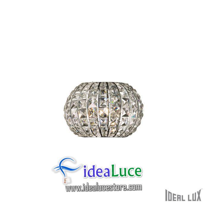 Lampada da parete Applique Ideal Lux Calypso AP2 044163