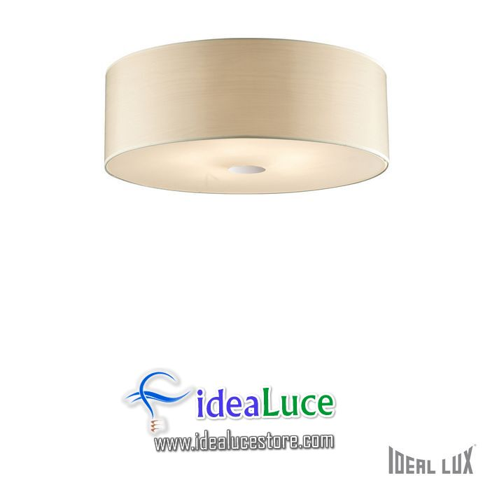 Plafoniera Ideal Lux Woody PL5 WOOD 090863