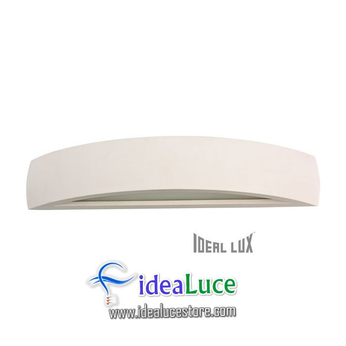 Lampada da parete Applique Ideal Lux Soda AP2 105727