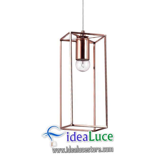 Lampadario sospensione Ideal Lux Volt SP1 137124