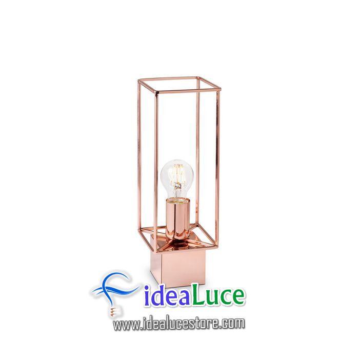 Lampada da tavolo Ideal Lux Volt TL1 137131