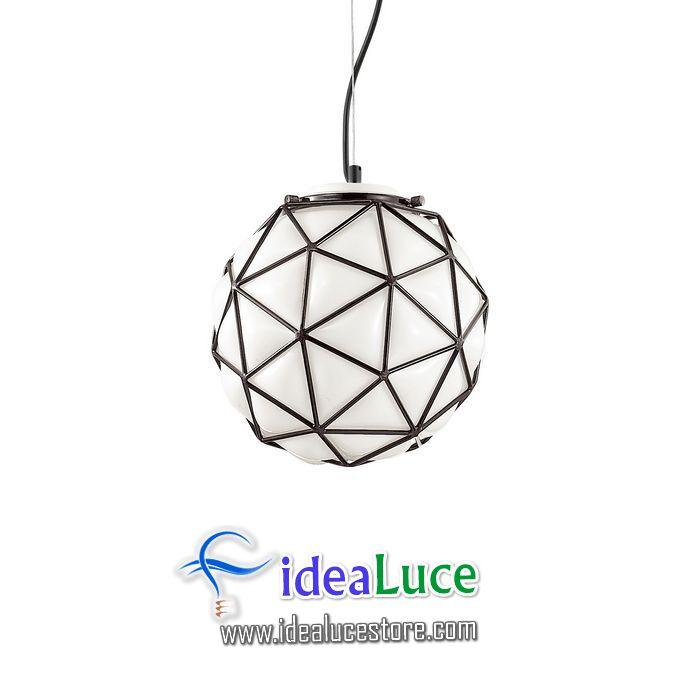 Lampadario sospensione Ideal Lux Maglie SP1 D25 159287