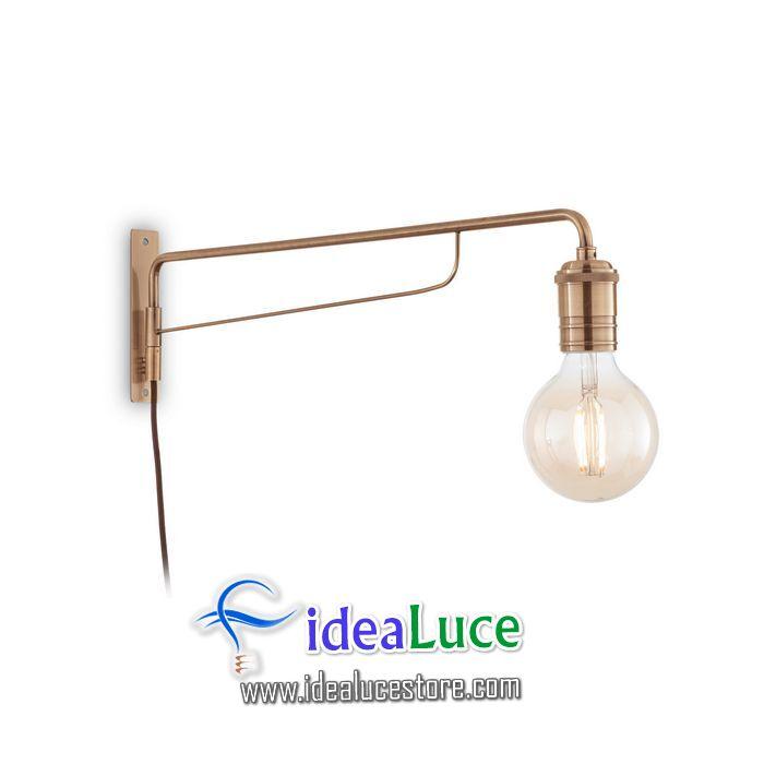 Lampada da parete Applique Ideal Lux Triumph AP1 160214