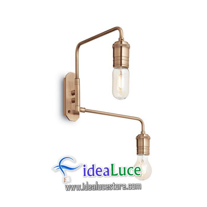 Lampada da parete Applique Ideal Lux Triumph AP2 160245