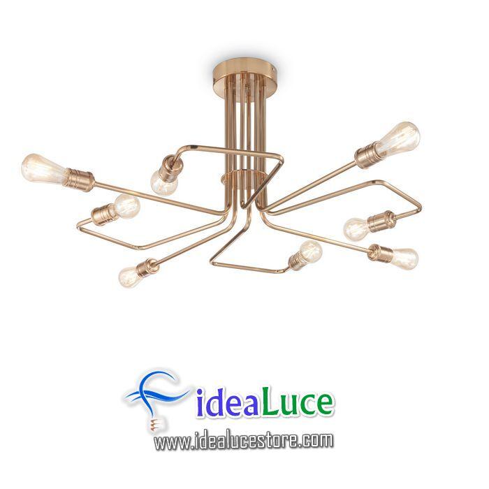 Plafoniera Ideal Lux Triumph PL8 160313