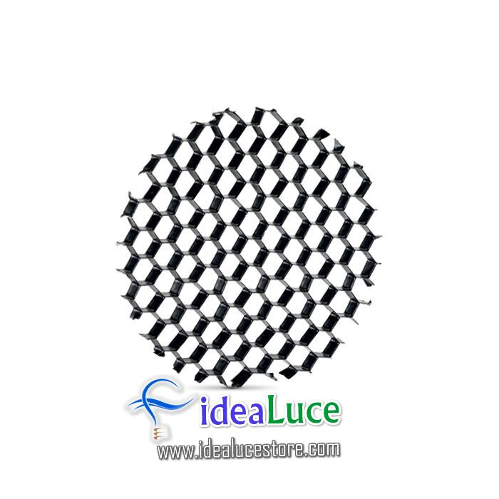 Faretto da incasso Ideal Lux Dynamic Filter Honeycomb 208671