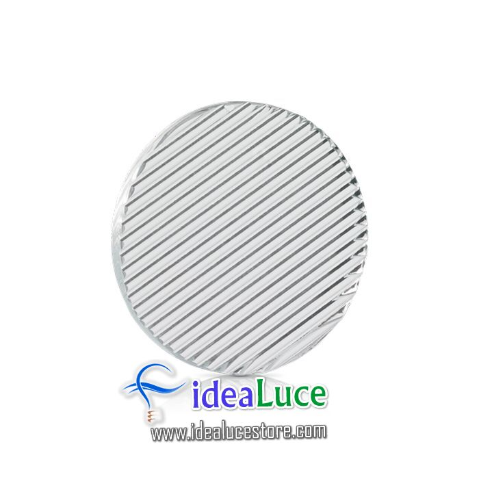 Faretto da incasso Ideal Lux Dynamic Filter Elliptical 208688