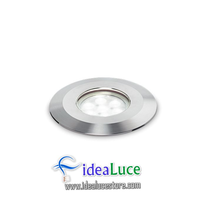 Lampada da terra Ideal Lux Park Led Pt1 11w 60 222851