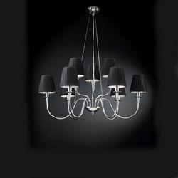 Lampadario Metal Lux Opera 180.199.16