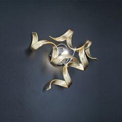 Lampada da Parete Applique Metal Lux Astro 206.101.13
