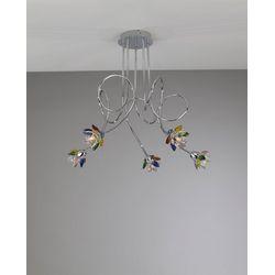 Plafoniera Top Light Crystal Feeling 1011 PL5 FM