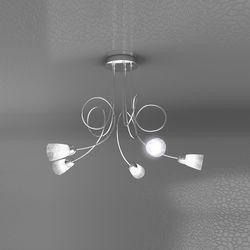 Plafoniera Top Light Feeling Net 1011/PL5 HT