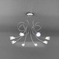 Plafoniera Top Light Feeling Net 1011/PL8 HT