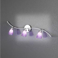 Lampada da Parete Applique Top Light Feeling Net 1011/F3 HL
