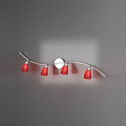 Plafoniera Top Light Feeling Net 1011/F4 HR