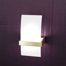 Lampada da Parete Top Light Wood Foglia Oro 1019/AP FO