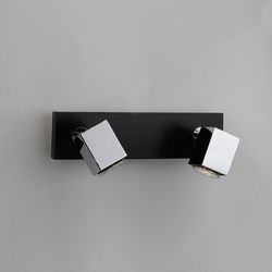 Lampada da Parete Applique Top Light Cube 1020/F2