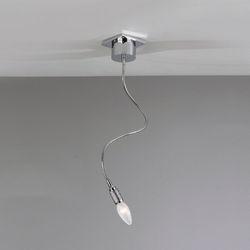 Plafoniera Top Light Winding Cromo 1046 PL 1