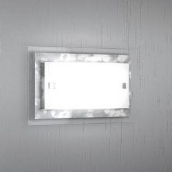 Applique Top Light  Shadow F Argento 1087 AP