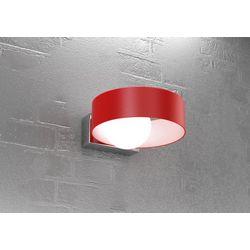 Applique Top Light  Egg Rosso 1093 A